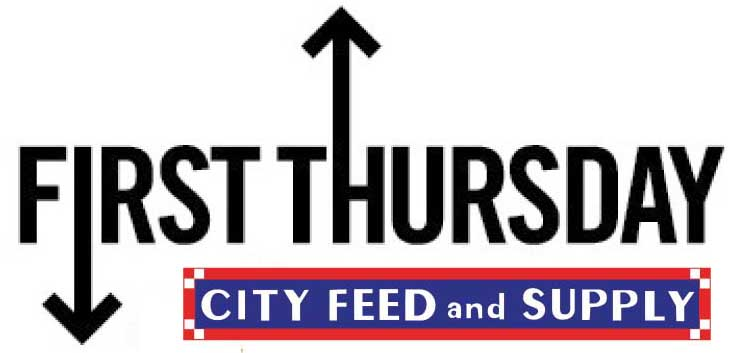 First Thursday at City Feed