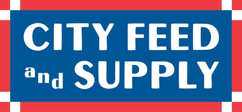 City Feed Logo stacked