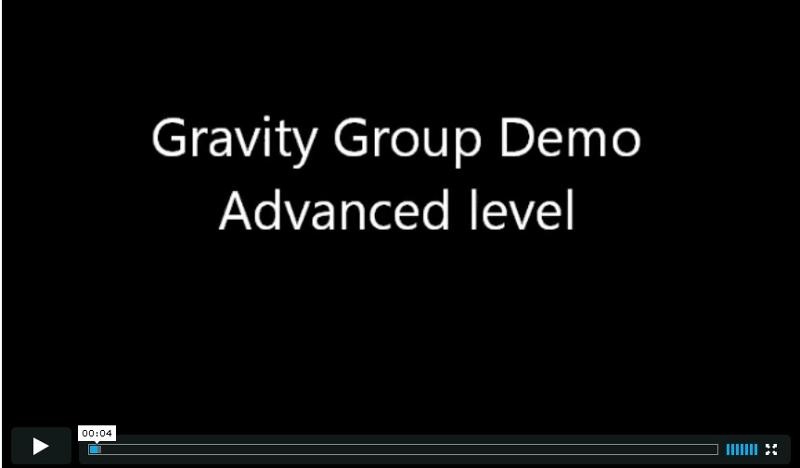 Gravity Advanced