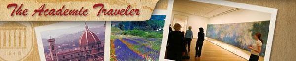 Academic Traveler banner