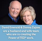 David Emerald and Donna Zajonc, PCC