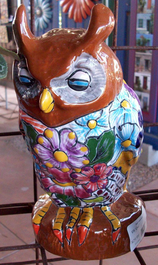 Talavera Owl