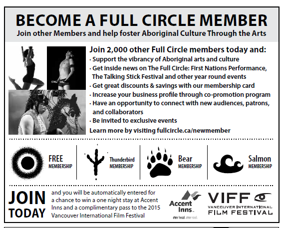 Become a Full Circle Member