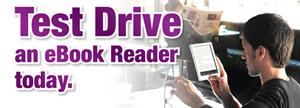 Test Drive an eReader at RCPL!