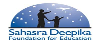 Sahasra Deepika logo