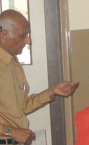 Ramesh Shah, JA Volunteer