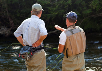 Mad river outfitters spring news and coupons for Trout fishing in ohio