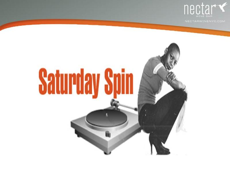 "NECTAR ""Saturday Spin"" HARLEM"