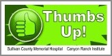 Thumbs Up! logo