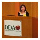 Christine L. Sardo Speaks at ODA