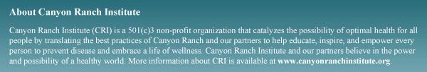 About CRI