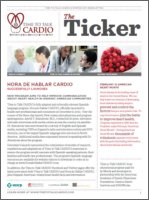 Time to Talk CARDIO Spring Newsletter