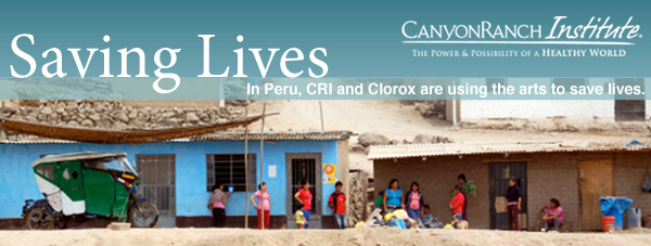 CRI and Clorox Partner to Save Lives