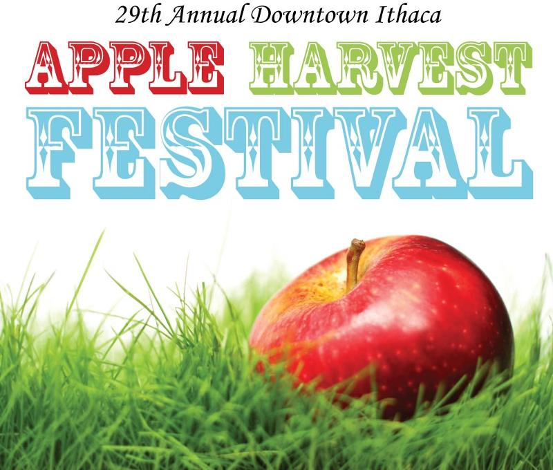 apple harvest graphic