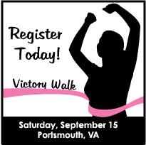 Victory Walk - Portsmouth, VA
