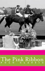 Pink Ribbon Polo Classic ad