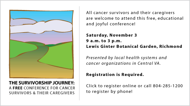 The Survivorship Journey - FREE Conference