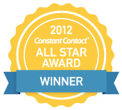 Constant Contact 2012 All Star Logo