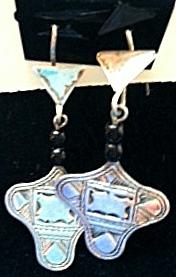 silver tuareg ears