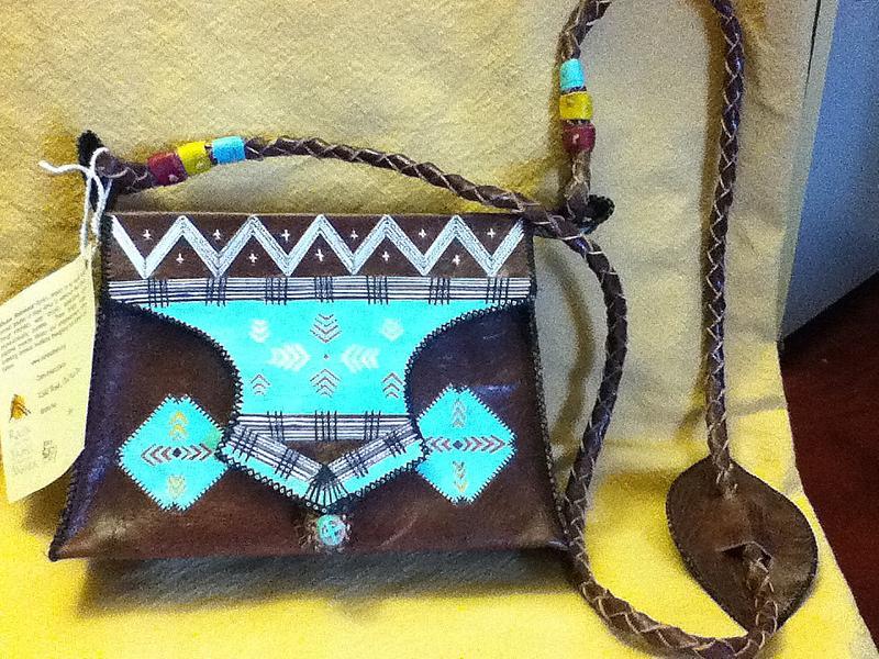 tuareg purse