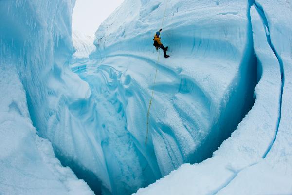 Chasing Ice film still
