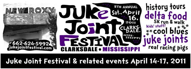 Juke Joint Festival April 14-17