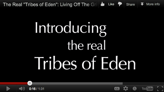Real Tribes of Eden