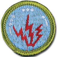 broadcast badge