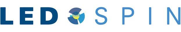 Ledspin logo