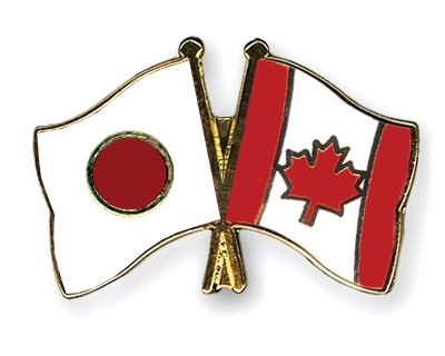 japan canadian