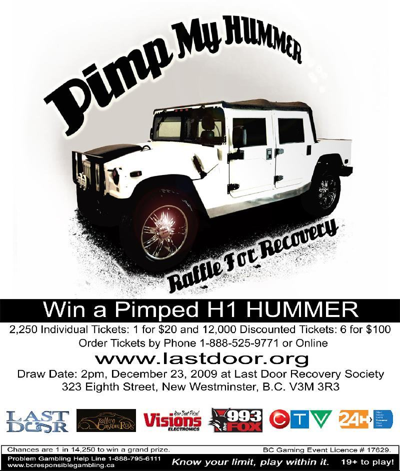 1/4 page hummer