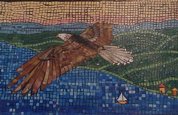 Eagle Mosaic