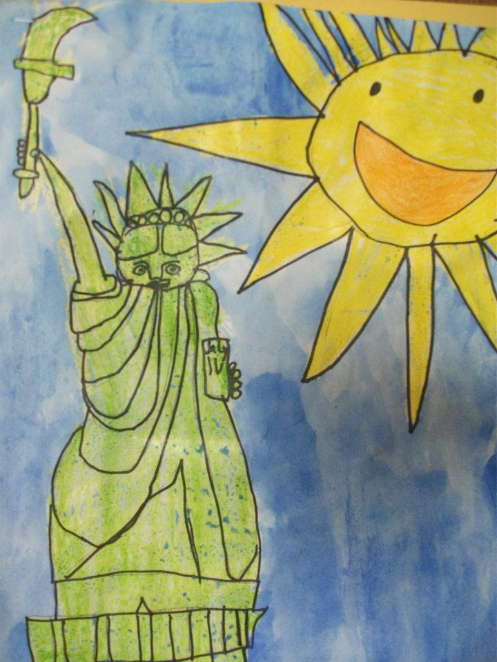 Statue of LIberty from Tracy Nichols
