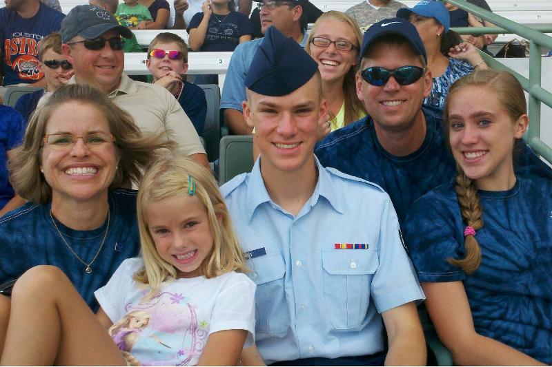 Tim Horst Veterans day