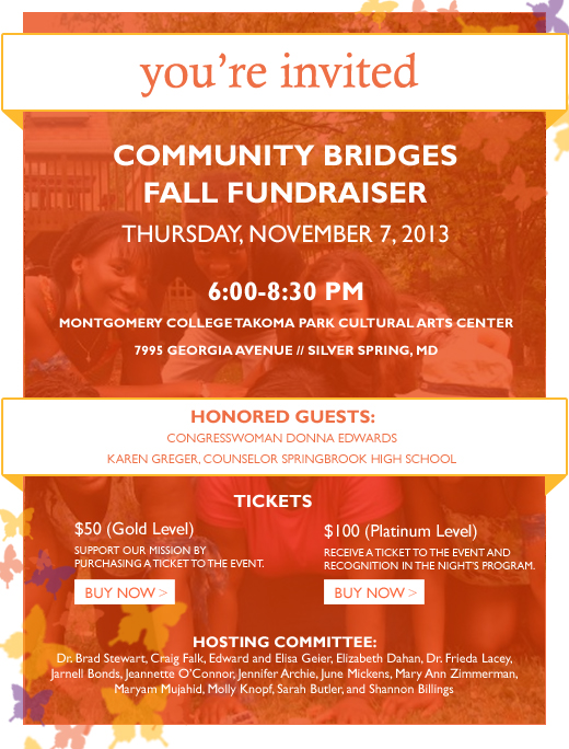 ANNUAL FALL FUNDRAISER
