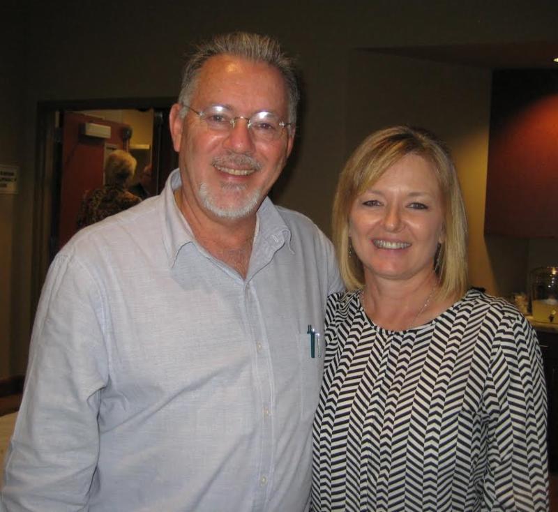 Cindy and David Ceballos