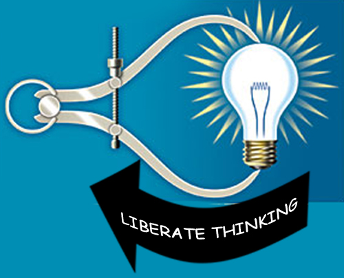 liberate thinking