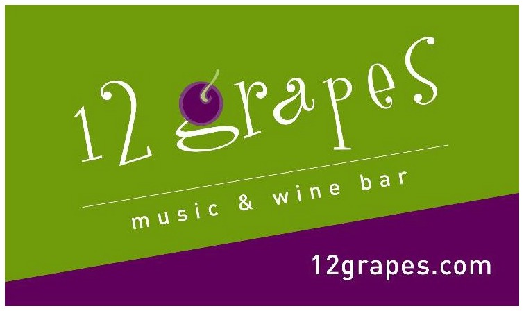12 Grapes logo