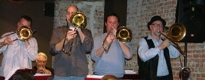 swing band horns