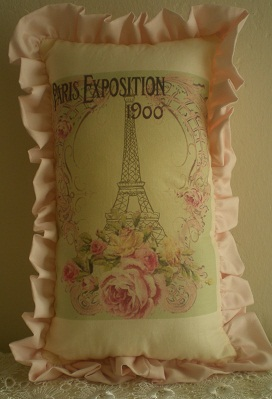 Paris Pillows