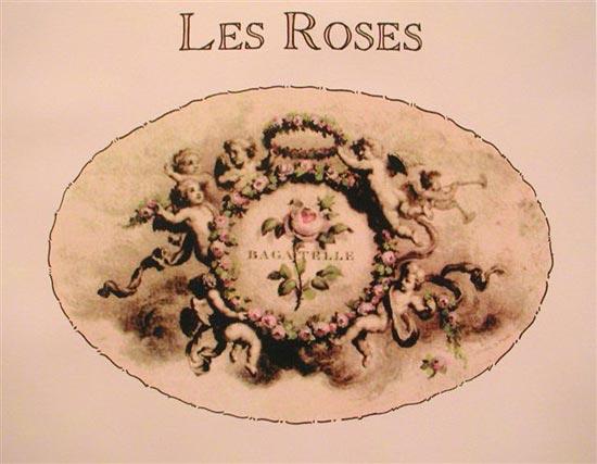Christie Repasy Les Roses