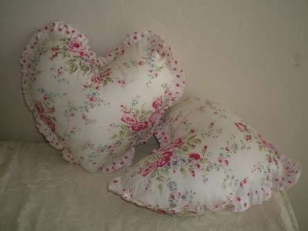 Sweetest Cottage Heart Pillows