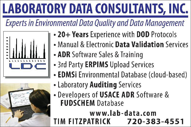 2013 Lab Data