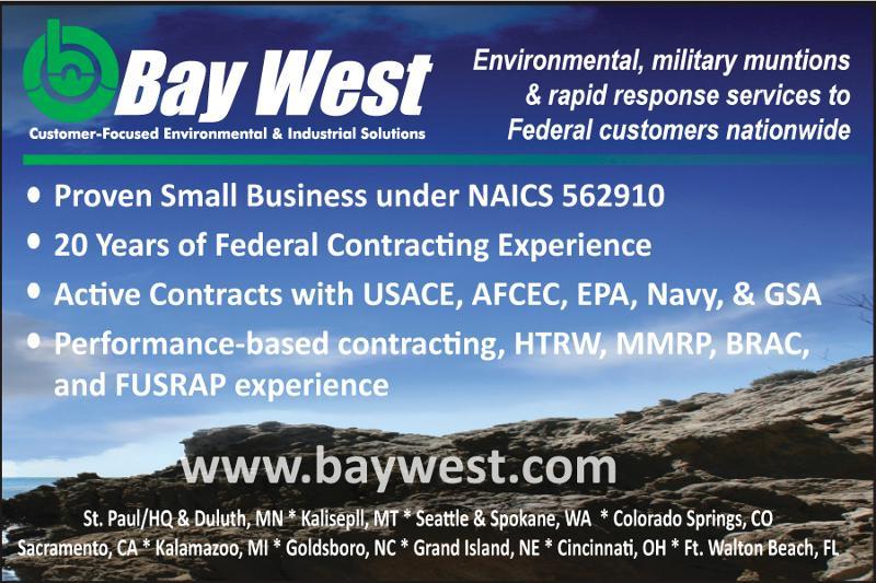 2013 Bay West ad