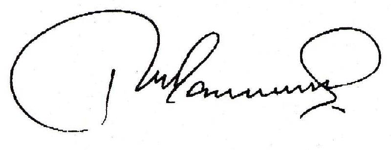 Paul's Signature