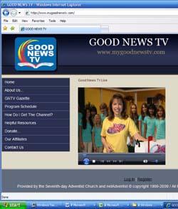 GNTV Web Streaming