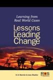 Lessons In Leading Change