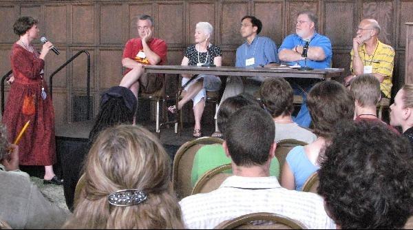 Gathering 2007 panel