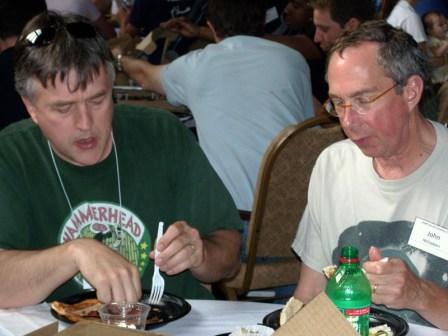 John McFadden and Jon Stock