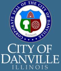 Danville city seal